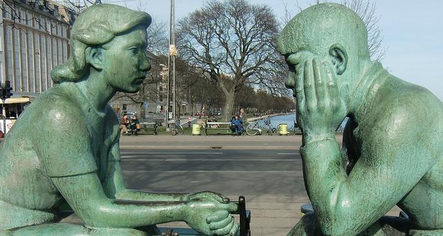 Problemas de comuniación en la pareja