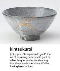Resiliencia y Kintsugi